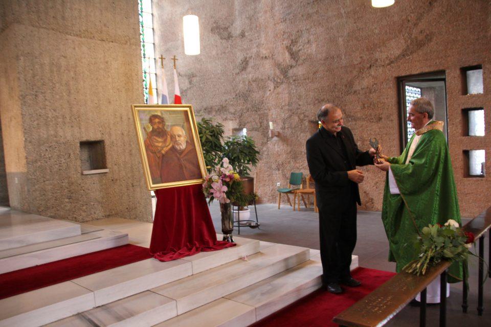 Ostatnia Msza św. Księdza Juliana przed odejściem na emeryturę